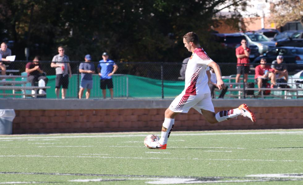 MSOC: Mats Fall to ICC as Cougars Advance