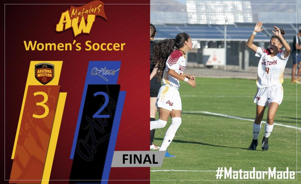 WSOC: Lady Mats Clinch Playoffs at Pima