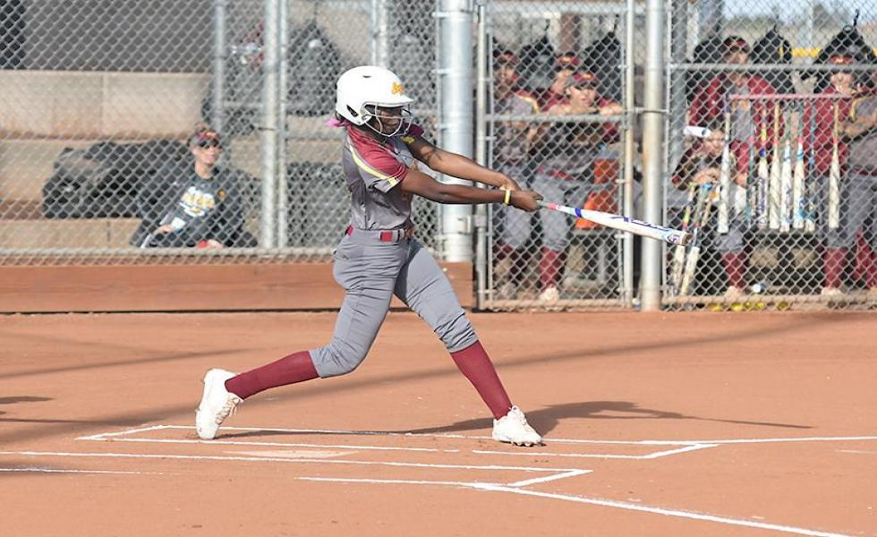 SB: #9 Lady Matadors Split Final Day in NV