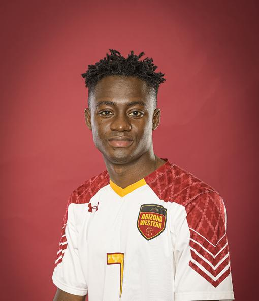 Michael Appiah - Men's Soccer - 2020-2021
